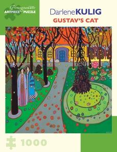 Gustav's Cat Puzzle - 1000pc