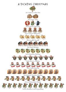 Dickens Christmas 12-Days