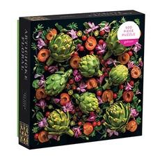 Artachoke Floral 500 Piece Puzzle