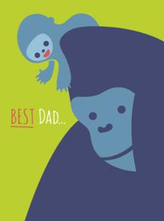 Best Dad... Gorillas