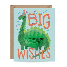 Dinosaur Pop-Up Card
