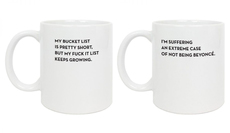 Disappointment Mugs