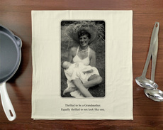Grandmother Towel
