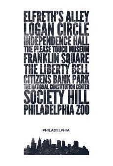 Cityprint: Philadelphia