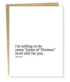 Game of Thrones Level