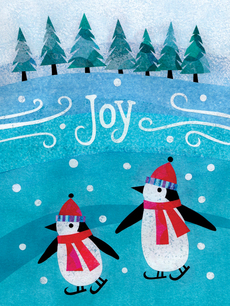 Joy Penguins