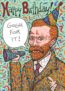 Van Gogh For It!