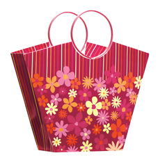 Lindy Floral Large Shopper Bag