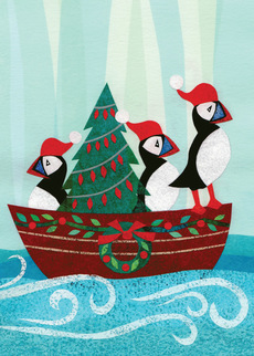 Puffins Boat