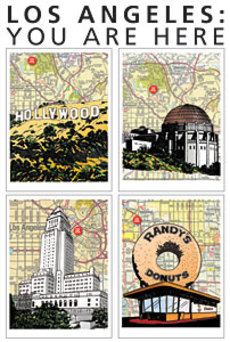 Los Angeles: You Are Here