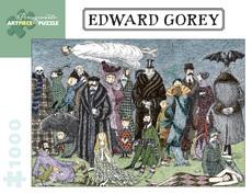 Edward Gorey Family Puzzle