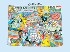 Doodle: Colorado