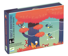 Forest Adventure Card Game