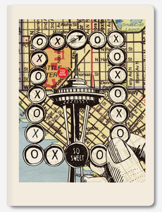 A Picture of Seattle, notebook