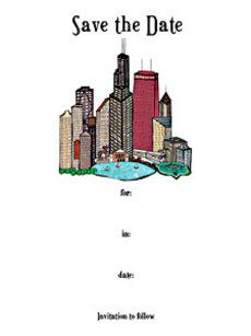 Chicago 4x6