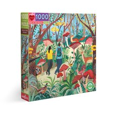 Hike in the Woods Puzzle - 1000pc