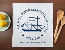 Columbia River Maritime Museum Towel