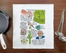State Facts: Arizona Towel