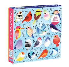 Songbirds Family Puzzle - 500pc
