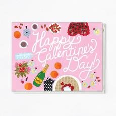 Galentine's Brunch Card