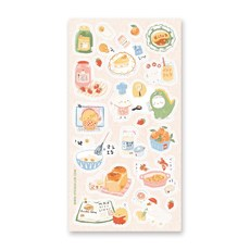 Japanese Cutie Chefs Stickers
