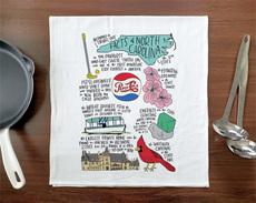 State Facts: North Carolina Towel