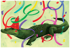Snappy Gator Birthday