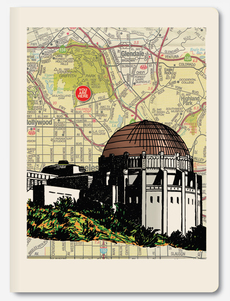 Griffith Observatory Notebook
