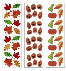 Fall Sticker Set