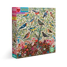 Songbirds Tree Puzzle - 1000pc