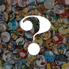 Mystery Button Pin Pack