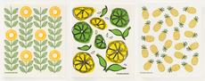 Summer Sun Swedish Dishcloths