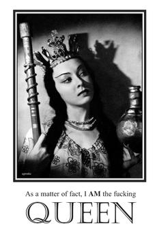 F*cking Queen Magnet