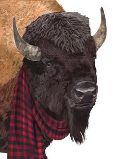 Buffalo Check