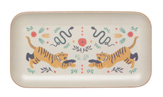 Fierce Felines Wood Tray