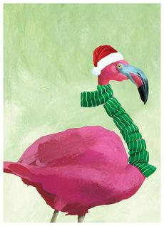 Fa La Flamingo