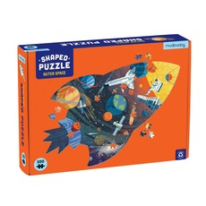 Outer Space Shaped Puzzle - 300pc