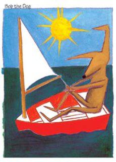 Bob Goes Sailing