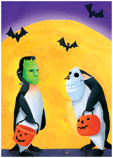 Boo Penguins