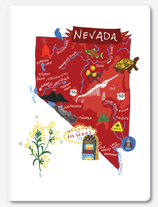 Hello: Nevada Notebook