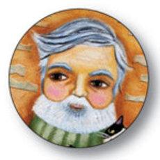 Ernest Hemingway Button