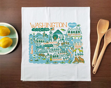 Statescapes: Washington Towel