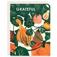 Grateful Gourds Card