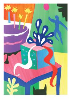 Matisse Cutout