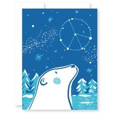 Polar Bear Holiday Boxed Cards