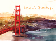 Golden Gate Foil Holiday