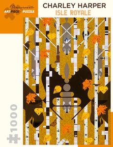 Charley Harper Isle Royale Puzzle - 1000pc