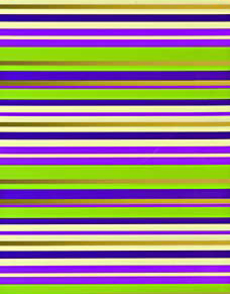 Stripe Green/Purple Wrap