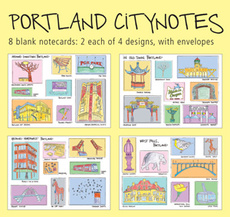 Portland CityNotes