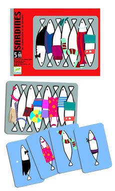 Sardines Card Game